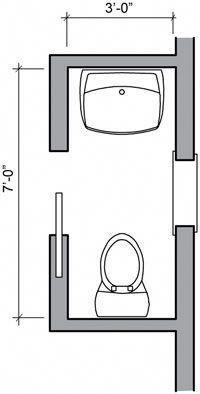 Small Bathroom Ideas Feel the Big Space! - Pandriva Minimalist Small Bathroom Ideas Feel the Big Space! - Pandriva Find a lot more information regarding Bathroom Remodel Shower 4 x 10 bathroom layout Small Half Bathrooms, Small Half Baths, Tiny Bathrooms, Amazing Bathrooms, Bathroom Small, Bathroom Mirrors, Tiny Half Bath, Bathroom Cabinets, Cream Bathroom