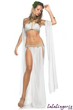 Goddess of Love, Super Sexy Greek Goddess Costume, Athena Costume Costume Halloween, Costume Sexy, Halloween Outfits, Toga Party Costume, Adult Halloween, Godess Costume, Greek Goddess Costume, Goddess Dress, Athena Costume