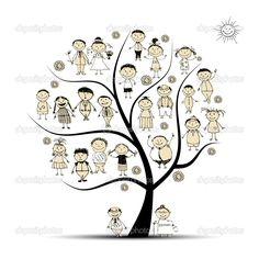 герб семьи своими руками для садика - Поиск в Google