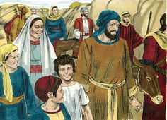 This continues our series learning about Jesus. This is week 4 in the fourth quarter of a year of Preschool Bible Study that I assist wit. Free Stories, Bible Stories, Sunday School Lessons, Sunday School Crafts, Sabbath Lesson, Where Is Jesus, Free Bible Images, Jesus In The Temple, Luke 2