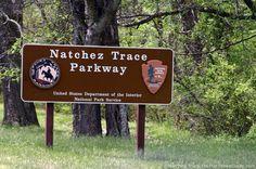 #ridecolorfully  The Beautiful Natchez Trace, MS