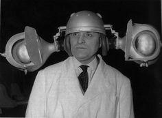 1960 Maritime acoustic radar.