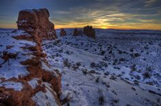 In winter, dropping temperatures and snowy landscapes mean you'll need to prepare differently for a national park visit, but the pay off is…