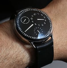 Ressence Type 1 Watches Hands-On Hands-On