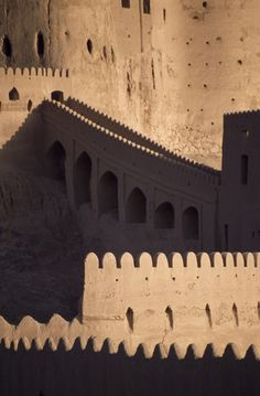 The citadel and mud city of Bam, Iran, Martin Gray