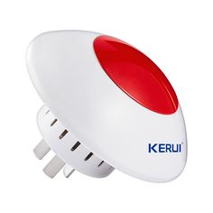 $18.20 (Buy here: https://alitems.com/g/1e8d114494ebda23ff8b16525dc3e8/?i=5&ulp=https%3A%2F%2Fwww.aliexpress.com%2Fitem%2FAlarm-Flash-Horn-Wireless-Flashing-Siren-hot-product-Red-Light-Strobe-Siren-433-MHz-suit-for%2F32658102877.html ) Alarm Flash Horn Wireless Flashing Siren hot product Red Light Strobe Siren 433 MHz suit for most  Alarm System  Wireless Siren for just $18.20
