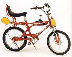 1975 Moto Gori bicycle