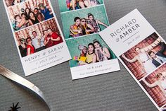 Photo Booth Templates: Modern Minimalist Collection - Design Aglow - 5