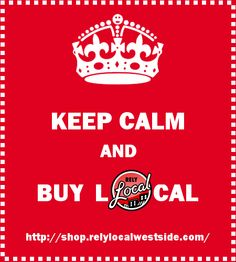 Buy Local? Why Local? Great buys, Great finds, Great places. Shop, Eat, Play, Stay LOCAL