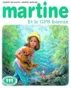 Martine et le GPS foireux