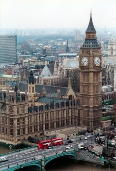 Westminster by Travis Ferland Photography on Flickr. enchantedengland: A bit of London, always necessary.