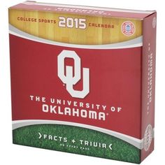 Love your Sooners every day of the year!