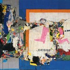 Carrefour-sevres-montparnasse-villeglie Painting, Rennes, Board, Painting Art, Paintings, Drawings