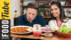 Maunika's beautiful butter chicken recipe - Jamie Oliver Chicken Tikka Masala, Chicken Curry, Tandoori Chicken, Indian Food Recipes, Healthy Dinner Recipes, Cooking Recipes, Indian Foods, Turkish Recipes, Healthy Food
