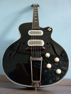 1959 Silvertone / Harmony 1385 H63 Espanada