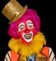 Pink Hair Clown