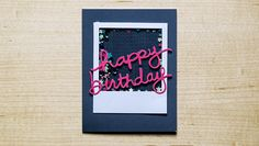 Cool Words, Birthday Cards, Heart, Bday Cards, Congratulations Card