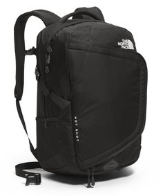 The North Face Hot Shot Backpack, Tnf Black, One Size. 100% Authentic. Brand New. Durable. Original Packaging.