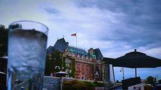 Fairmont Empress hotel Victoria British Columbia