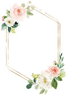 Wedding frames - Blush White Bloom Gold Frame Wedding Invitation Zazzle com Country Wedding Invitations, Diy Invitations, Floral Invitation, Invitation Cards, Wedding Invitation Background, Free Invitation Templates, Wedding Background, Baptism Invitations Girl, Backdrop Background