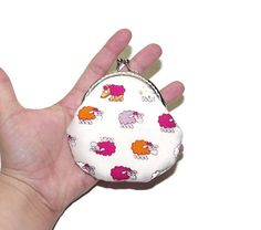 Shop for on Etsy, the place to express your creativity through the buying and selling of handmade and vintage goods. Handmade Bags, My Works, Ipad Case, Sheep, Coins, Coin Purse, Wallet, Sewing, Awesome