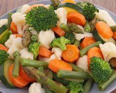 Jardinière de légumes à calories négatives : http://www.fourchette-et-bikini.fr/recettes/recettes-minceur/jardiniere-de-legumes-calories-negatives.html