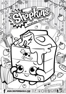 Coloring On Pinterest Shopkins Free Downloads And Pages