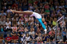 2013 - Finals of the senior women's competition at the 2013 P&G Gymnastics Championships at the XL Center in Hartford, Conn. Gymnastics Championships, Simone Biles, Sport Gymnastics, Ladies Day, Leotards, Competition, Athlete, Life, Evo