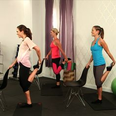 10 Minutes to Long, Lean Muscles With Pop Physique!