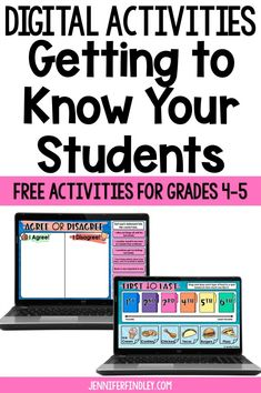 Free Teaching Resources, Teaching Activities, Counseling Activities, Teaching Ideas, Get To Know You Activities, First Day Of School Activities, Elementary School Counseling, Beginning Of The School Year, Getting To Know You