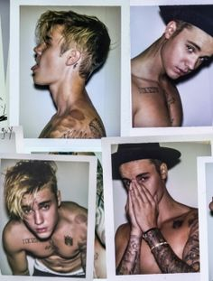 Justin Bieber - Page - Interview Magazine