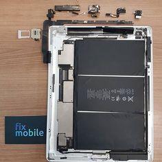 iPad 3 desmontado!