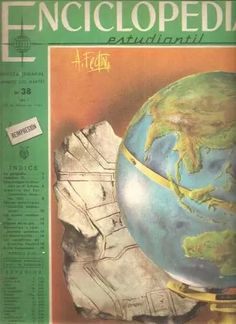 Enciclopedia Estudiantil Edit. Codex Nº38 - $ 19,99