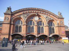 Hauptbahnhof Bremen, Germany