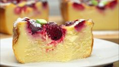 Egg Sandwiches, Easy Eat, Russian Recipes, Pastry Cake, Flan, Baking Recipes, Breakfast Recipes, Cheesecake, Deserts