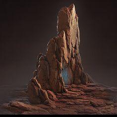 Red Rocks, Jonas Ronnegard on ArtStation at https://www.artstation.com/artwork/red-rocks-e92302b1-ef1d-45f1-b476-4dde7f6e349d
