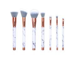 GWA Marble Collection Makeup Brushes