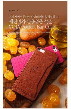 Vioa pockete Bar Phonecase. Apply iphone 5