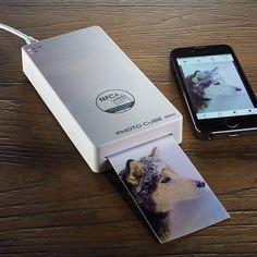 Portable Photo Cube