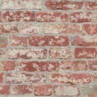 Nuwallpaper Newport Reclaimed Brick Peel Stick Wallpaper Walmart Com Peel And Stick Wallpaper Red Brick Wallpaper Faux Brick