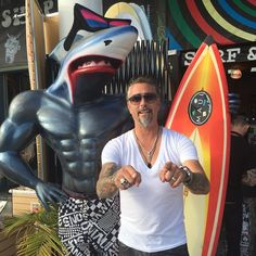 Is it Shark Week yet?? #sharkweek #discovery #GYSOT #richardrawlings