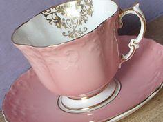 Antique 1930's Bone China Tea cup Aynsley tea cup by ShoponSherman, $69.00