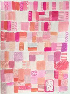 "Saatchi Art Artist Melanie Biehle; Painting, ""Ladurée"" #art"