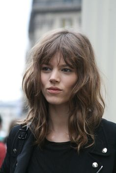 freja beha erichsen bangs - Google Search
