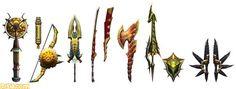 monster weapon - Google 검색