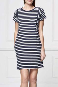 Buy Stripe Sweat Dress from the Next UK online shop