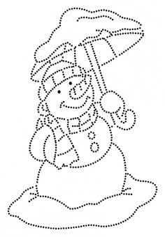 Stitching On Paper, Quilt Stitching, Paper Embroidery, Cross Stitch Embroidery, Candlewicking Patterns, Rhinestone Art, Doodle Coloring, Winter Crafts For Kids, Christmas Mom