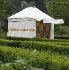 Jane personalised flip top yurt at www.myhigh.st