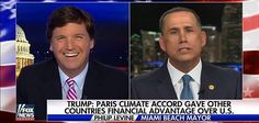 WATCH: TUCKER CARLSON CORNERS GLOBALIST MAYOR OVER PARIS WITHDRAWAL ~ 'You're actually dodging my question completely'
