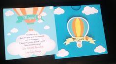 Convite Balão de Ar